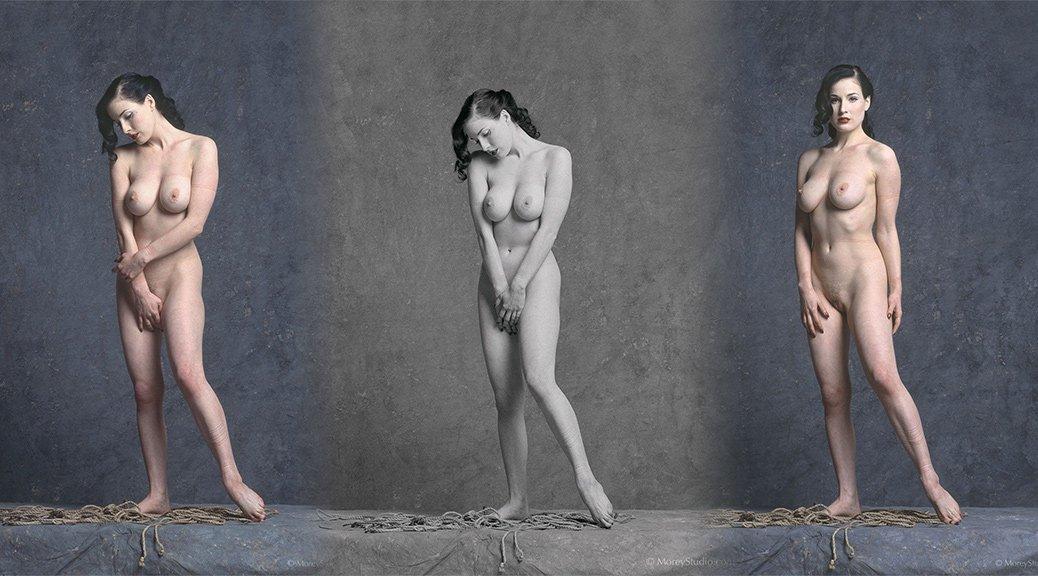 Dita Von Teese - Nude Photoshoot byy Craig Morey (NSFW)