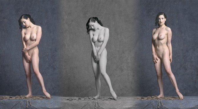 Dita Von Teese – Nude Photoshoot byy Craig Morey (NSFW)