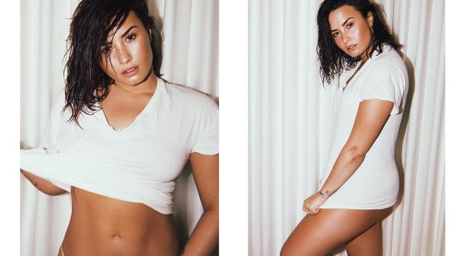 Demi Lovato – Sexy Photoshoot by Angelo Kritikos