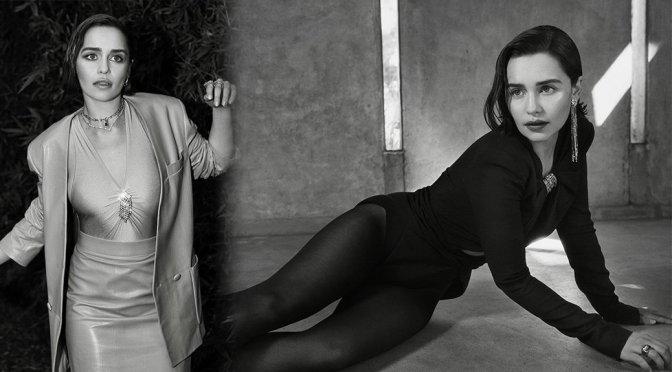 Emilia Clarke – Flaunt Magazine Photoshoot (Issue 166, 2019)