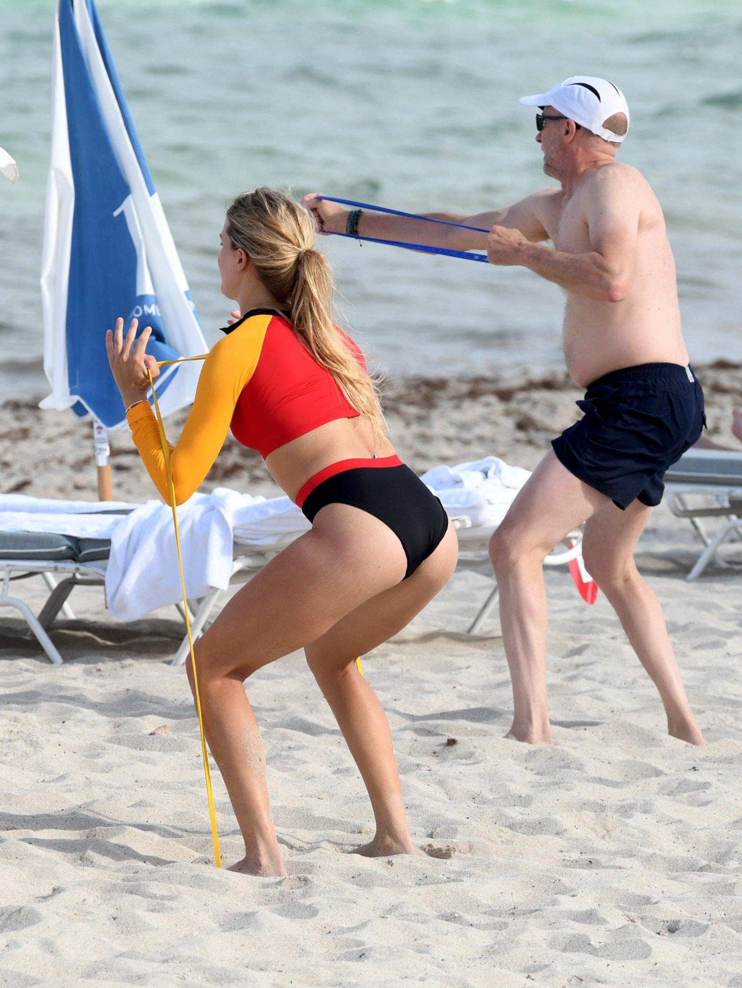 Eugenie Bouchard Hot Ass