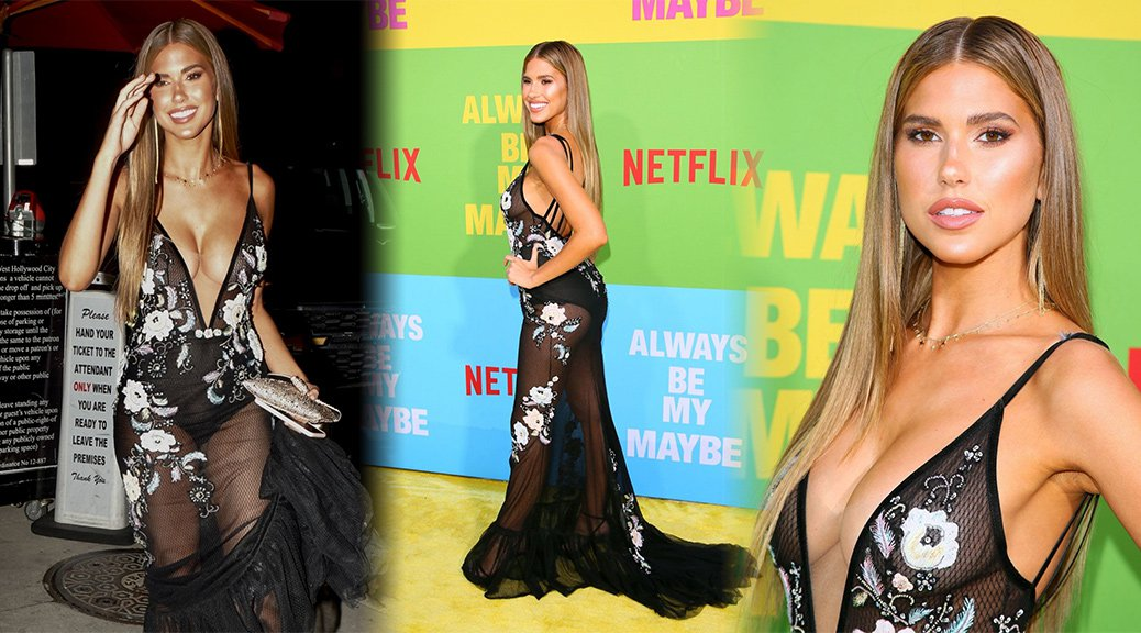 "Kara Del Toro - ""Always Be My Maybe"" Premiere in Westwood"
