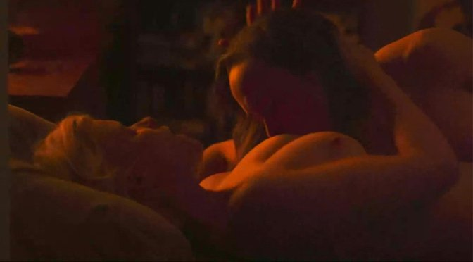 "Kate Mara & Ellen Page – ""My Days of Mercy"" Topless Lesbian Video (NSFW)"