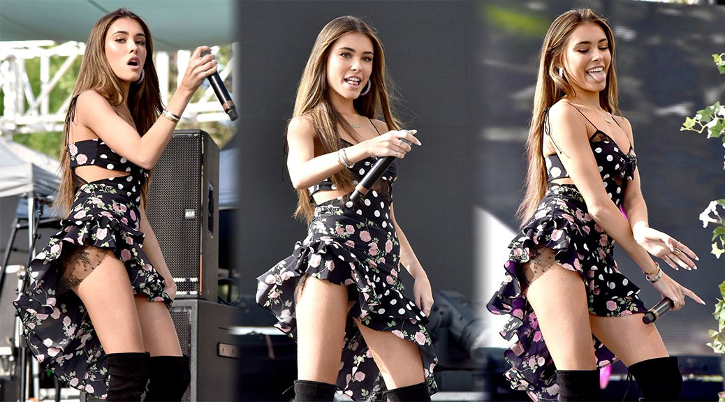 Madison Beer - BottleRock Valley Music Festival in Napa
