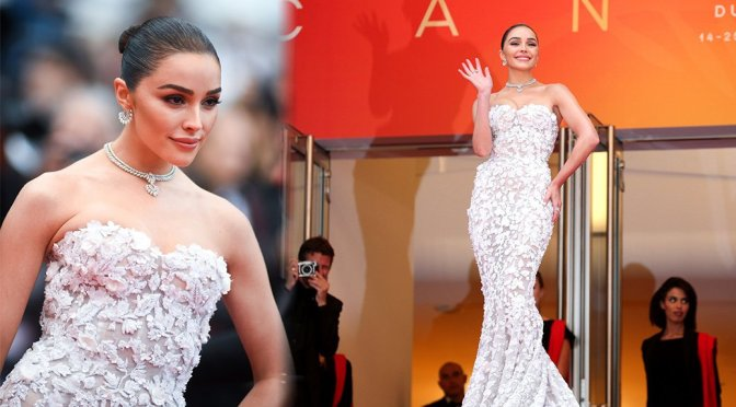 """Olivia Culpo – """"Sibyl"""" Premiere in Cannes"""