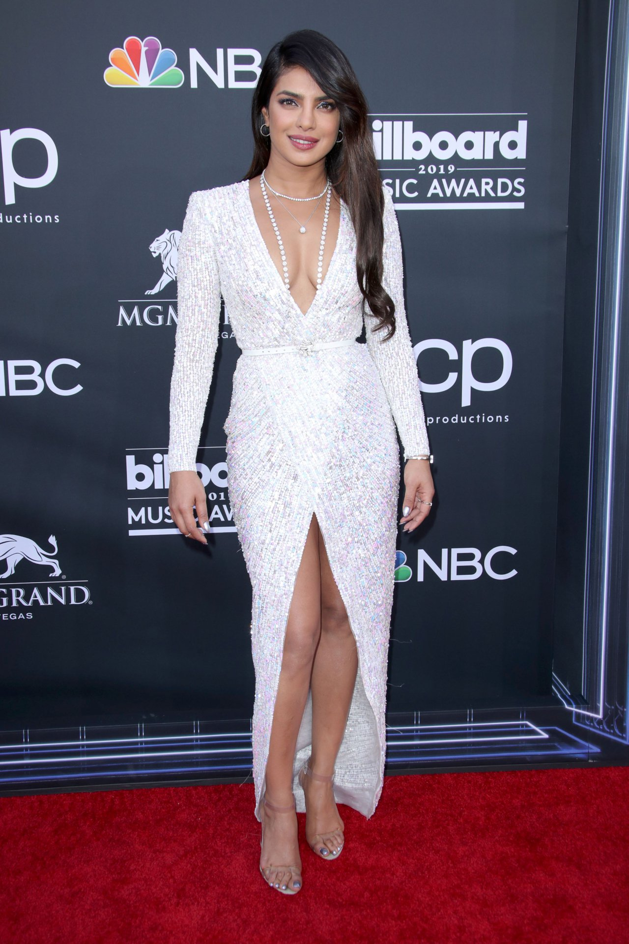 Priyanka Chopra - 2019 Billboard Music Awards In Las Vegas - Hot Celebs Home-1133