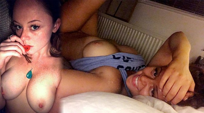 Emily Atack – Topless Private Leaked Pictures (NSFW)