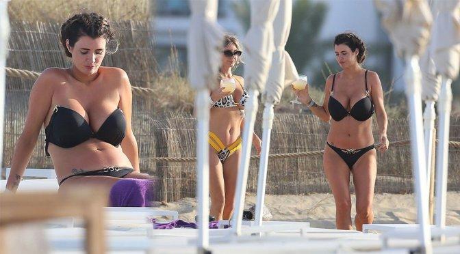 Helen Wood – Bikini Candids in Ibiza