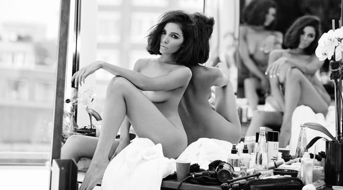 Olivia Culpo Naked For Maxim Magazine