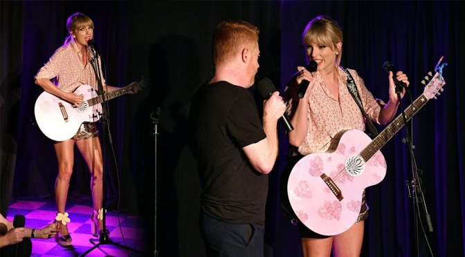 Taylor Swift – AEG and Stonewall Inn's Pride Celebration in New York