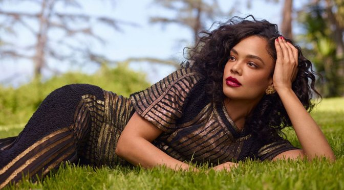 Tessa Thompson – Marie Claire Magazine Photoshoot (July 2019)