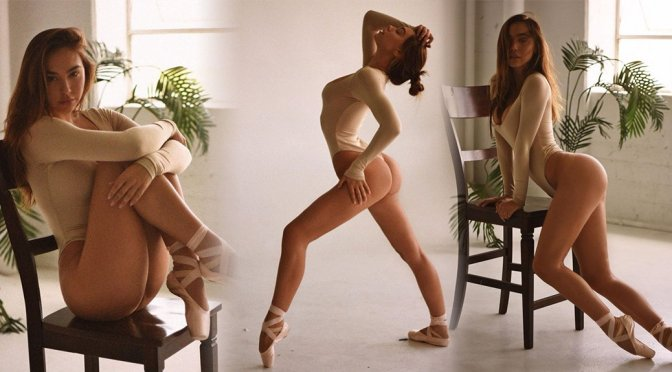 Alexis Ren – Sexy Ballet Photoshoot
