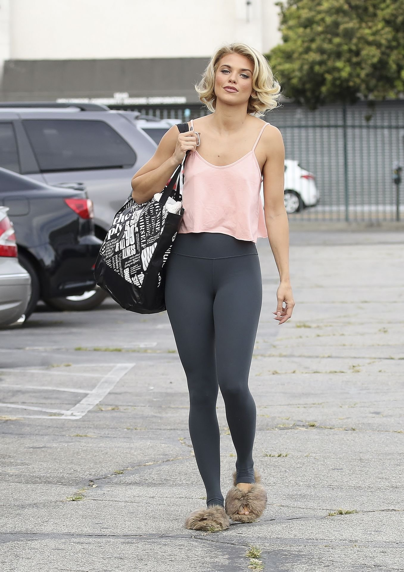 Annalynne Mccord - Sexy Candids In Los Angeles - Hot Celebs Home-7603