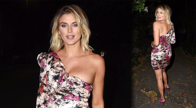 Ashley James – 84 World Summer Party at Winchester House in London
