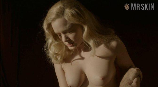 Bella Heathcote's Heavenly Boobs On Strange Angel