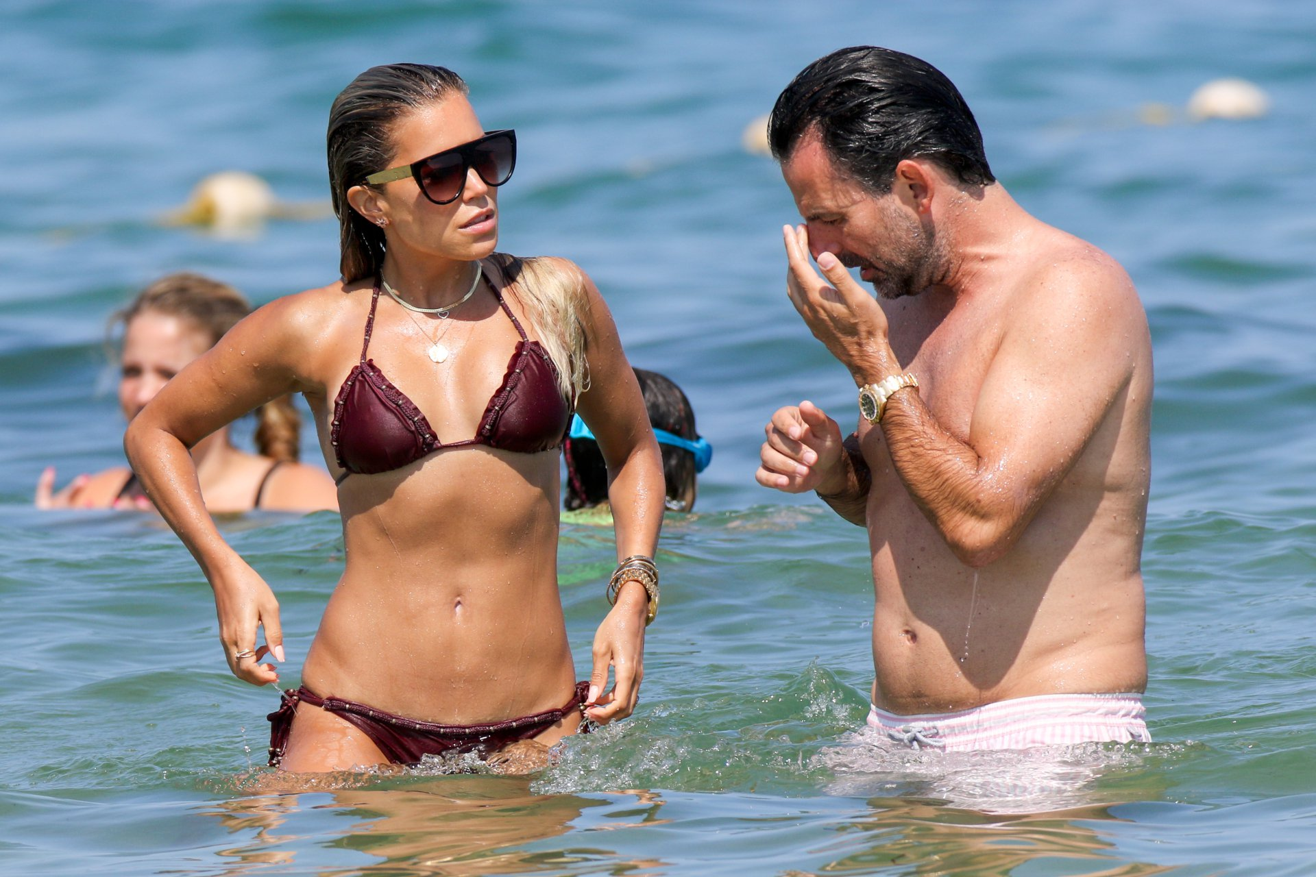 Sylvie Meis Bikini Body