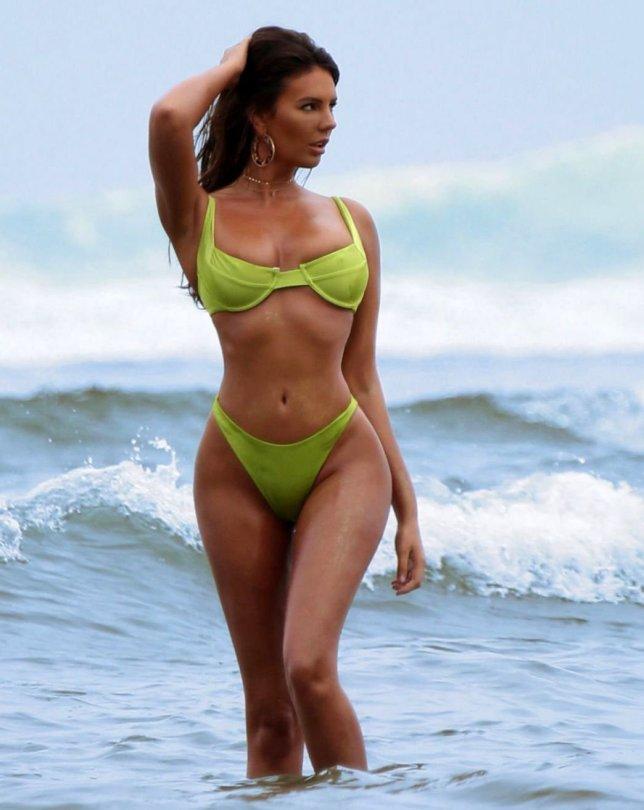 Zita Vass Sexy Bikini Body