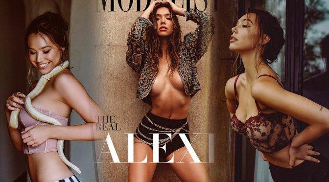 Alexis Ren – Modeliste Magazine Photoshoot (August 2019)