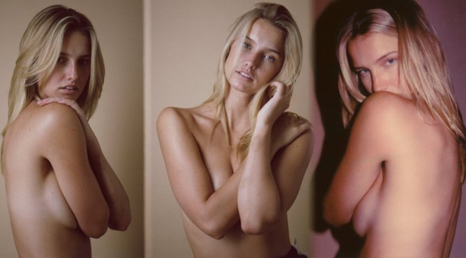 Brooke Buchanan – Sexy Topless Photoshoot