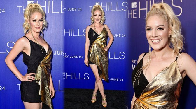 "Heidi Montag – MTV's ""The Hills New Beginnings"" TV Show Party"