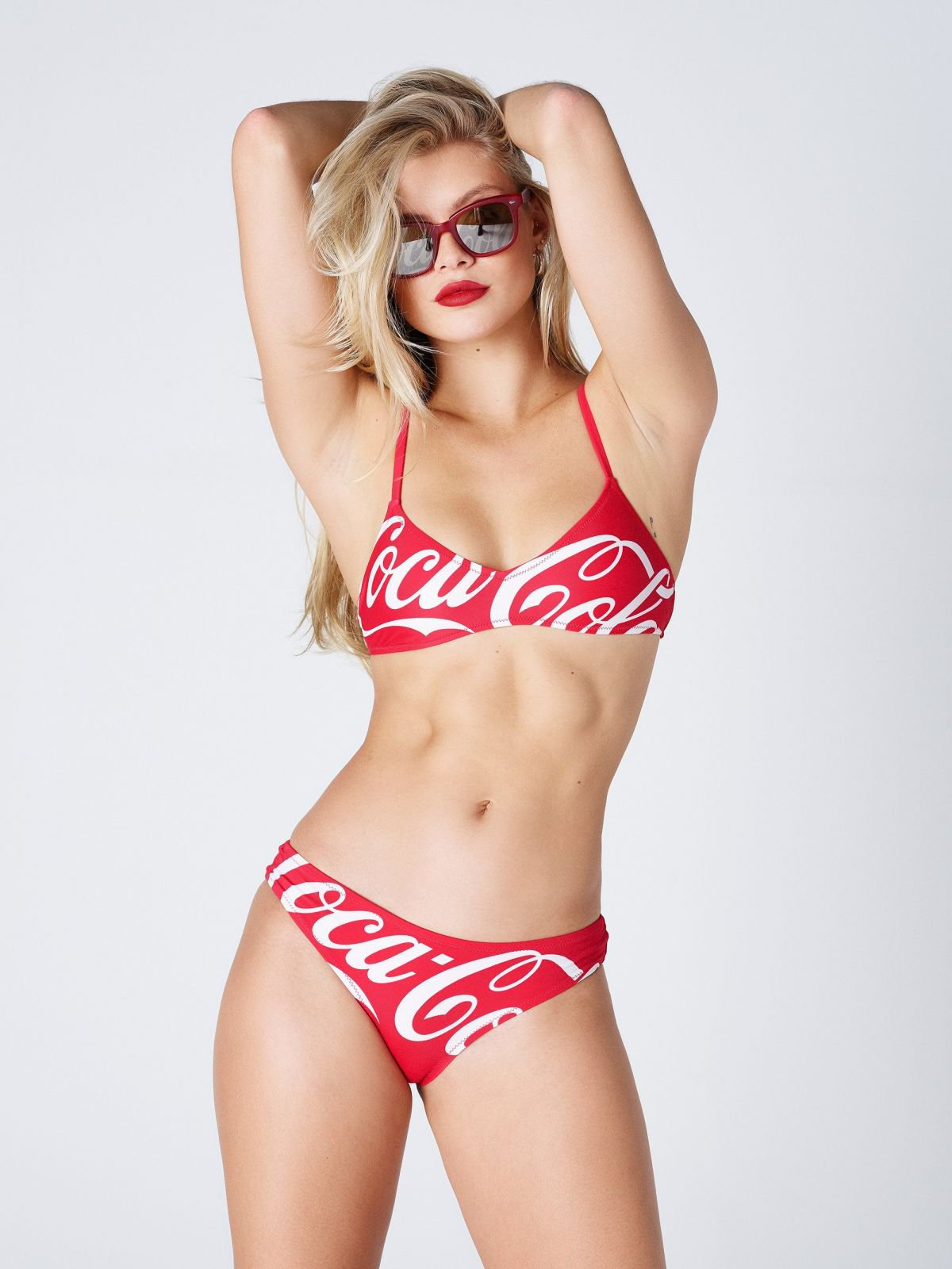 Josie Canseco Hot Bikini Photoshoot