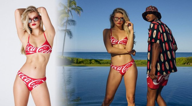 Josie Canseco – Kith x Coca Cola Photoshoot