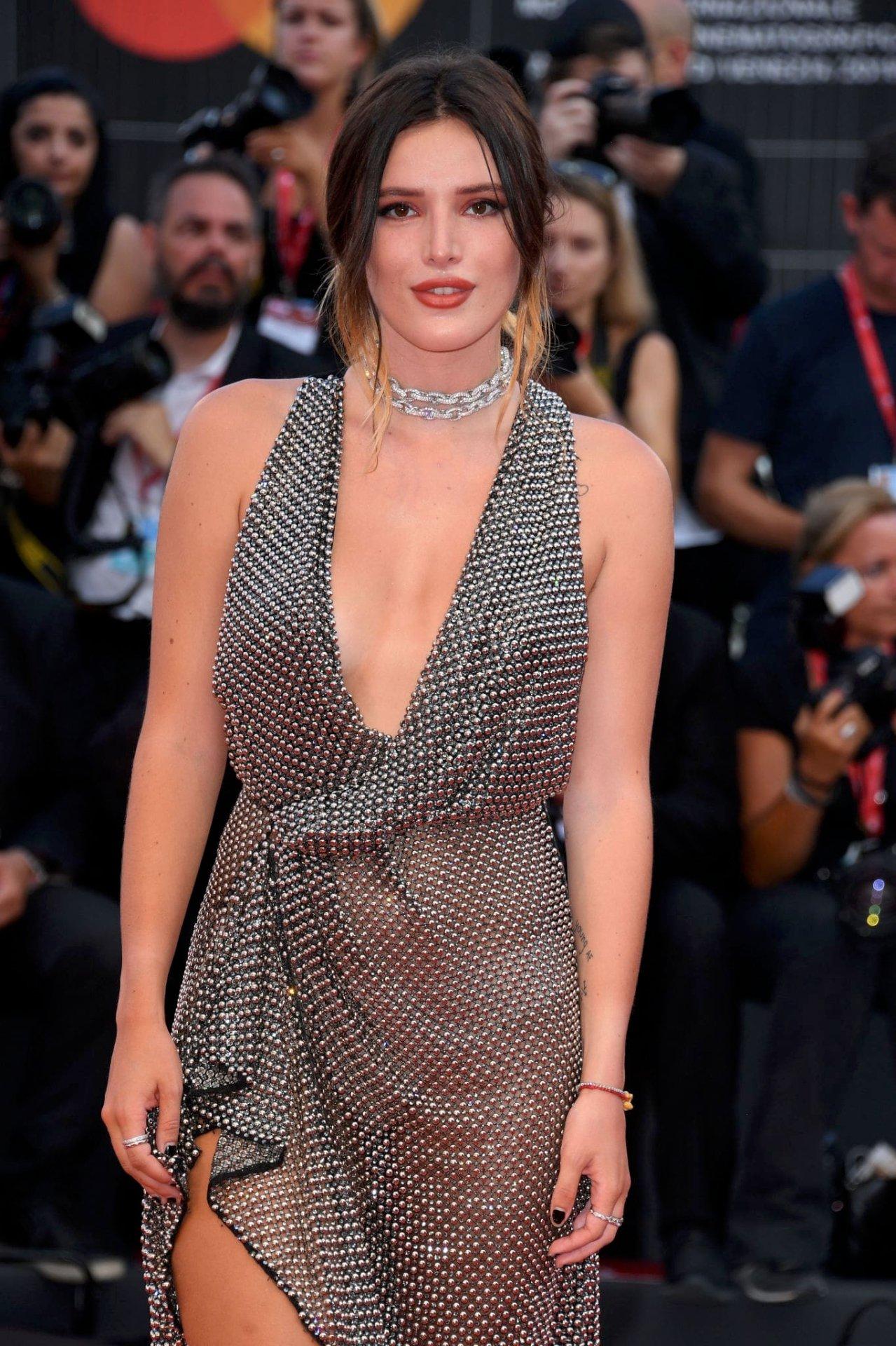Top 18 Celebrity Naked Dresses - The Frisky