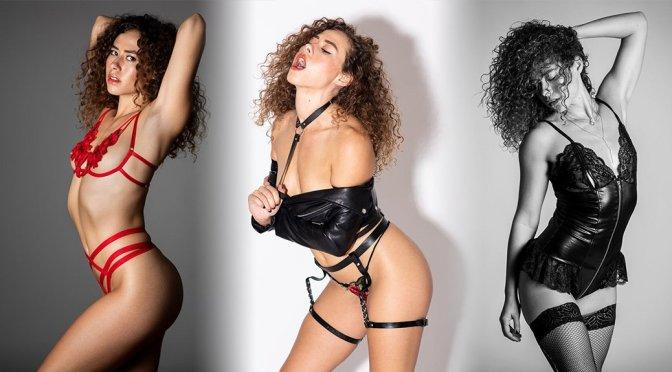 Dora Madison Burge – Sexy Lingerie Photoshoot