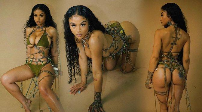 India Westbrooks – Sexy Bikini Photoshoot