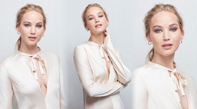 Jennifer Lawrence – Charity for Amazon Conservation Protection 2019 Photoshoot