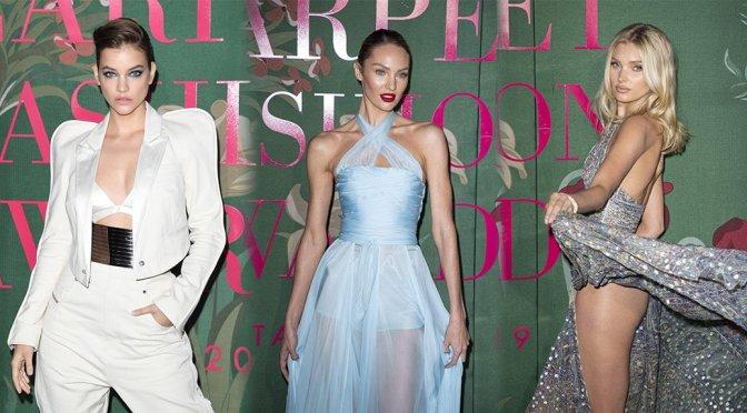 Various Celebs – Green Carpet Fashion Awards in Milan