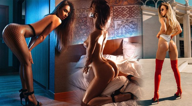 Anna Tsaralunga – Sexy Naked Pictures (NSFW)