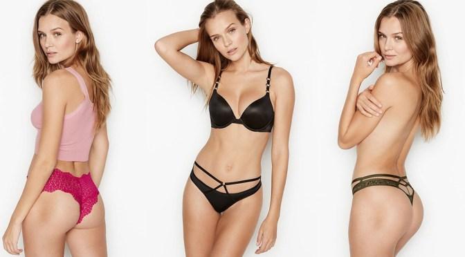 Josephine Skriver – Victoria's Secret Lingerie photoshoot (October 2019)