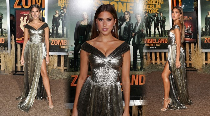 "Kara Del Toro – Big Cleavage at ""Zombieland Double Tap"" Premiere in Westwood"