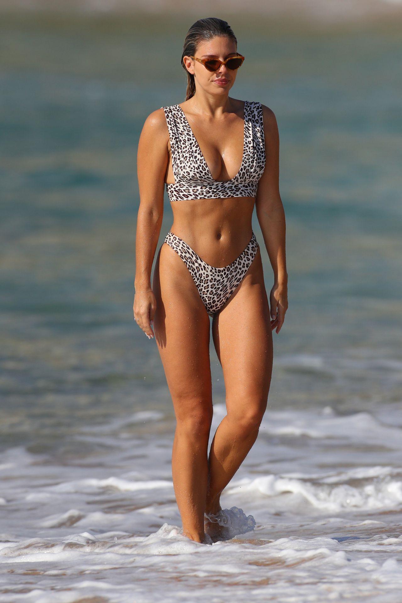Natasha Oakely Sexy Bikini