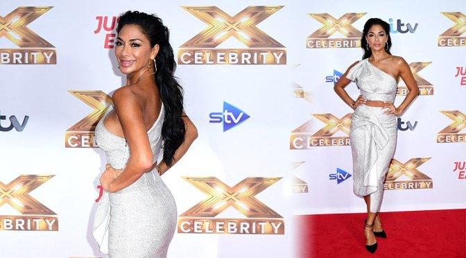 Nicole Scherzinger – X-Factor Celebrity Photocall in London