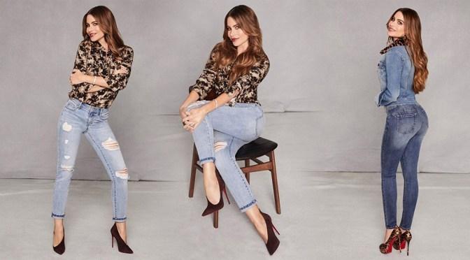 Sofia Vergara – Sexy Ass for Sofia Jeans Collection Photoshoot