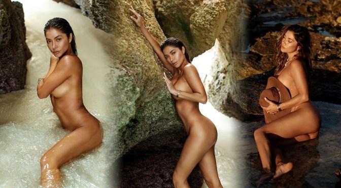 Arianny Celeste Hot Naked Photoshoot