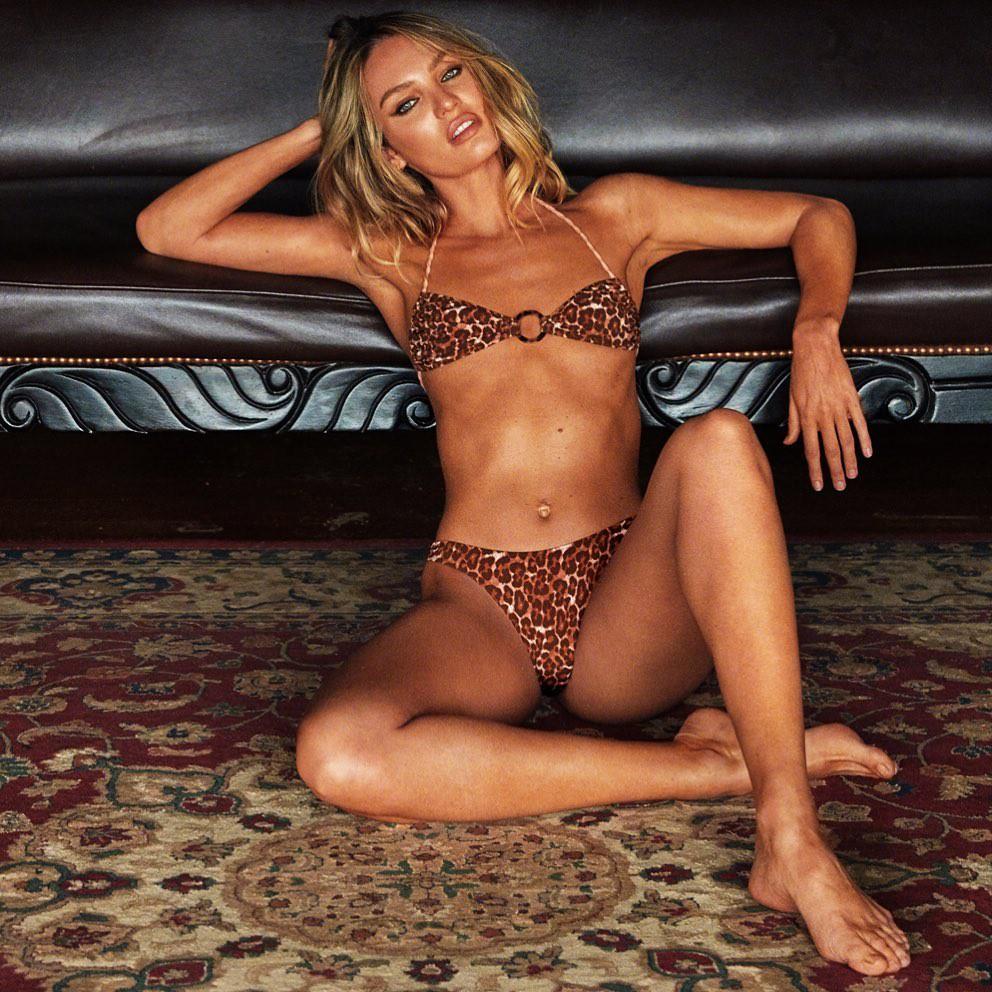 Candice Swanepoel Bikini Body