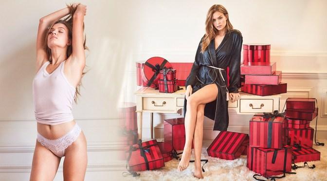 Josephine Skriver – Victoria's Secret Holiday Gift Guide 2019