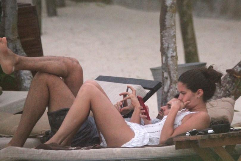 Sara Sampaio Sexy Ass In Bikini