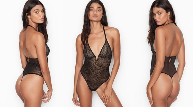 Daniela Braga – Victoria's Secret Lingerie Photoshoot (December 2019)