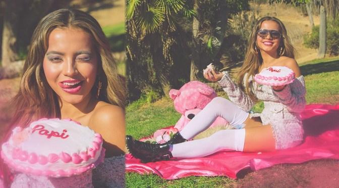 Isabela Merced – Sexy Legs in Galore Magazine Photoshoot (December 2019)