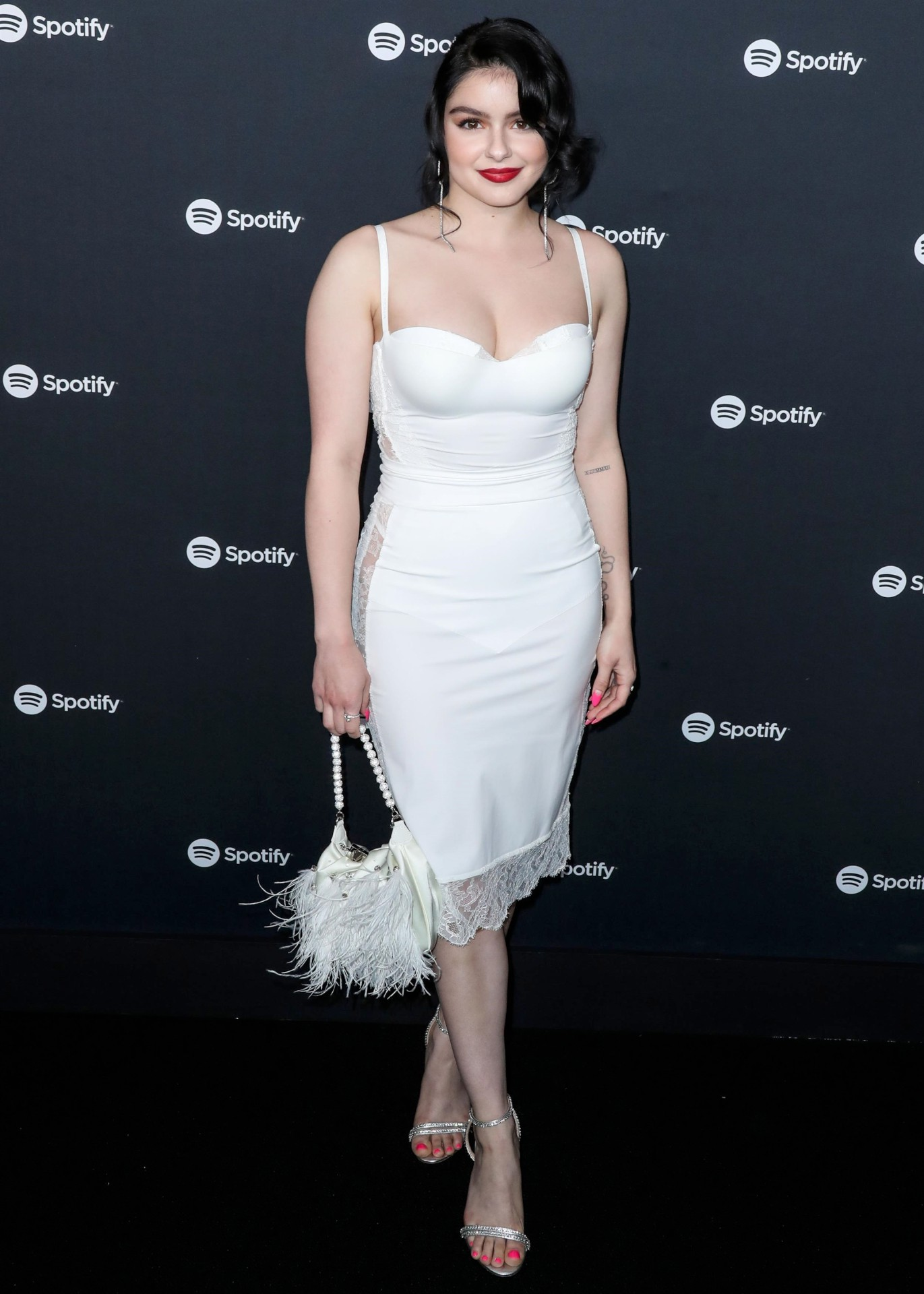 """Ariel Winter - Big Sexy Breasts at Spotify """"Best New Artist"""" Party in Los Angeles 
