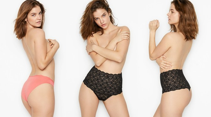 Barbara Palvin – Sexy Ass in Victoria's Secret Panties Photoshoot