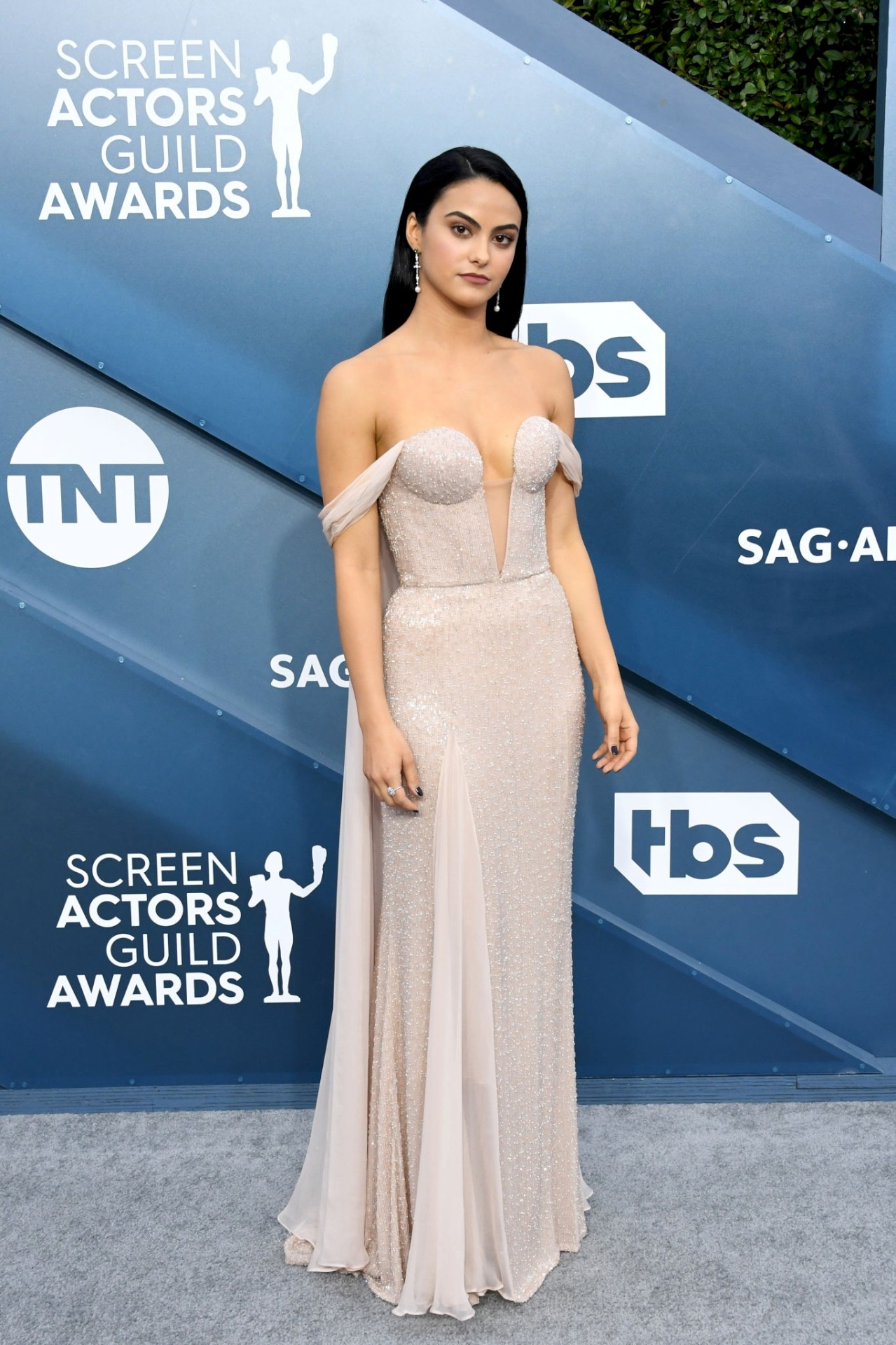 Camila Mendes Sexy Cleavage   Hot Celebs Home