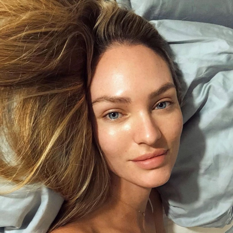 Candice Swanepoel Beautiful Face