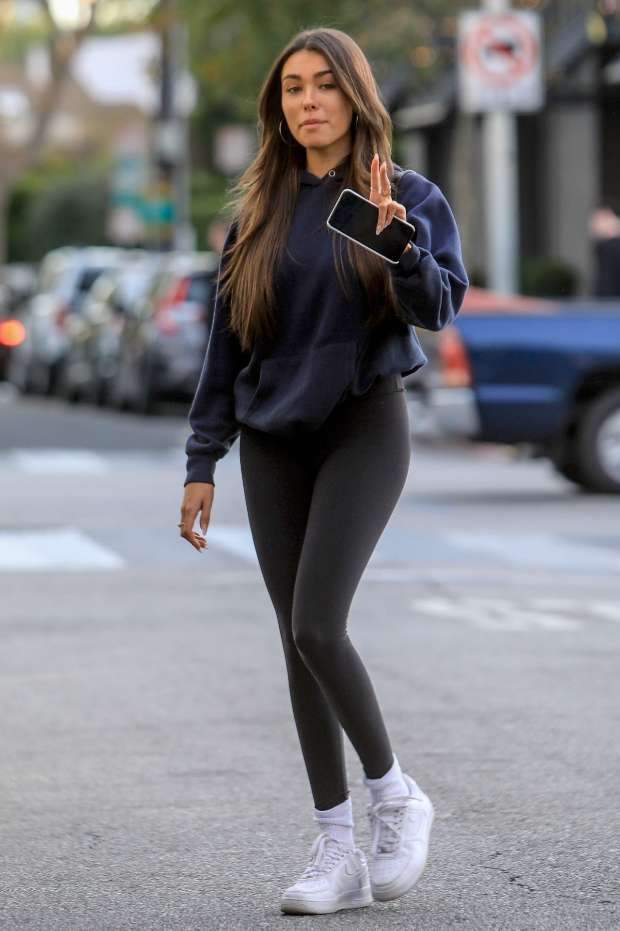 Madison Beer Sexy Ass And Camel Toe
