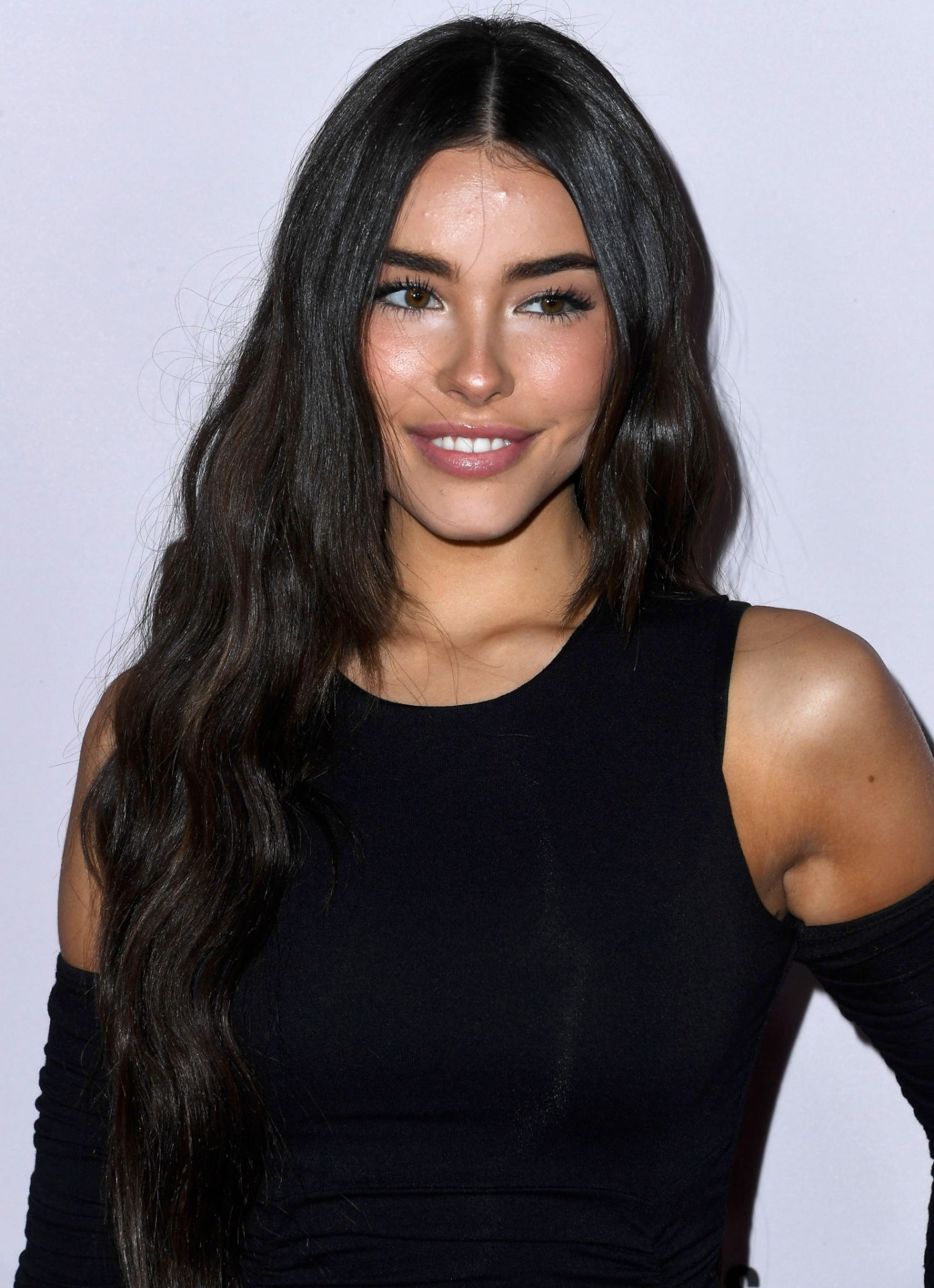 Madison Beer Sexy Short Dress