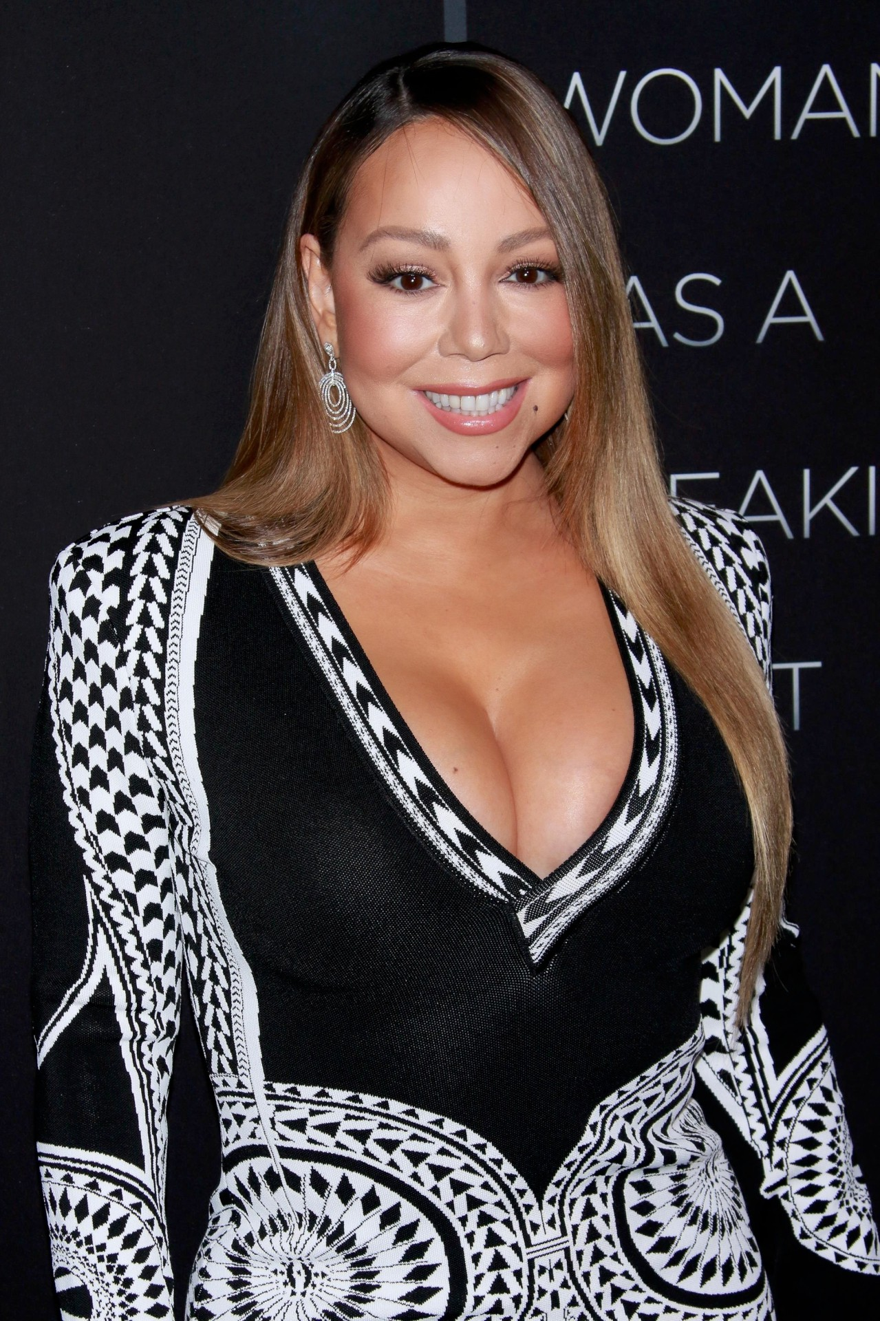 Mariah Carey Big Breasts